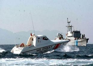 Türk ve Yunan SGK botları çatıştı
