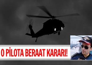 18 yıl hapsi istenen pilot Özdemir, beraat etti