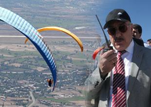 Rusya Yamaç Paraşütü şampiyonası sona erdi