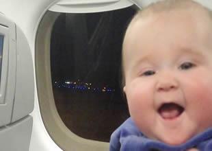 Uçaklarda çocuksuz bölüm gerekli mi?