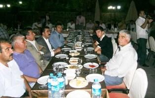 Kamyon yatırımcıları Diyarbakırda buluştu