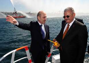 Bakan'dan Vakfıkebir'e yeni liman müjdesi!