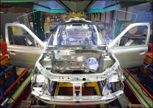 Türkiye otomotiv sektöründe büyüyor