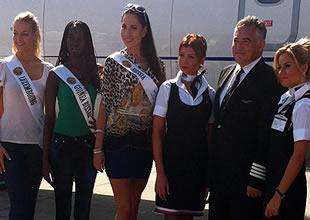 Dünya'nın en güzelleri Borajet'le finale uçtu