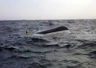 Feribot ile tekne çarpıştı, onlarca ölü var