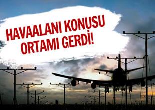 Havaalanını uluslararası sivil uçuşlara açıyor