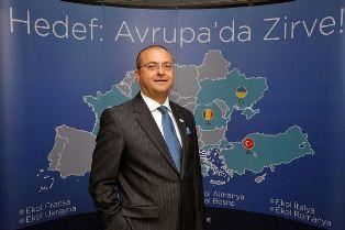Öktem, Avrupa'da 7 noktada yapılanmamız var