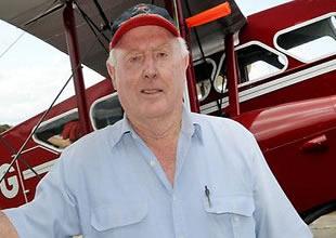 Porter, DH-84 adlı uçağın düşmesi sonucu öldü