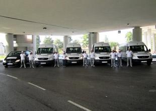 Mercedes-Benz Anadolu'yu karış karış geziyor