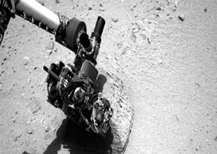 Curiosity ilk kazısını yapacak