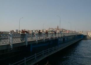 Eski Galata Köprüsü kaldırılıyor