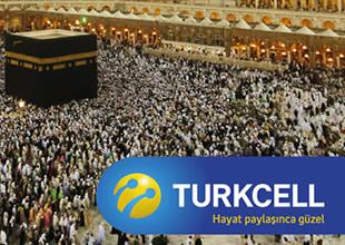 Turkcell'den HAC yolcularına özel paketler