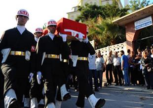 Ahmet Can Damarsardı, törenle toprağa verildi