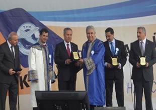 2012-2013 Akademik Yıl açılışı törenle yapıldı