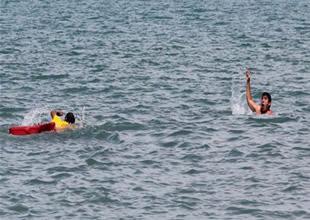 8 yılda 18 bin kişiyi boğulmaktan kurtardı