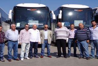 2. el otobüs şenliği Ankara'da yapıldı