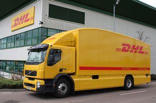 DHL'in dağıtım ağı Türkiye'yi sarıyor