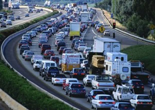 Trafikteki araç sayısı Ekim ayında arttı
