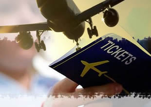 Uçak biletlerinin %92'si internetten alınıyor