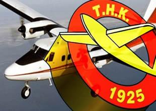 2014 yılında THK'nın uçakları gökyüzünde uçacak