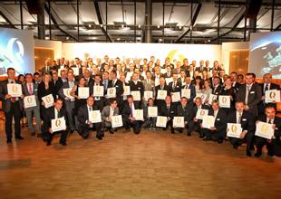 Volkswagen 100 yetkili servisini ödüllendirdi!