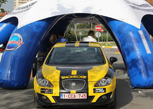 Sürüş güvenliğiniz sorumluluğunuzdur projesi