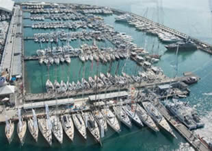 Kriz, Genova Boat Show'u da etkiledi