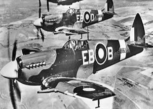 Spitfire uçakları gün yüzüne çıkarılacak