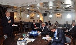 İstanbul ve Amsterdam lojistik şirketleri buluştu