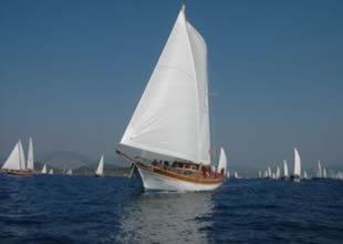 24. Bodrum Cup'da yelkenlilerin valsi başlıyor