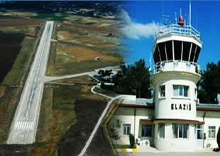 Elazığ Havalimanı 2 milyon yolcuya hizmet verecek