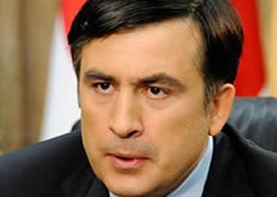 Mikhail Saakaşvili'nin uçağı acil iniş yaptı
