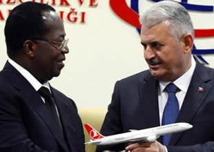 Kamerun ile Havacılık anlaşması imzalandı
