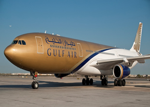 Gulf Air, mobil check-in'e başladı