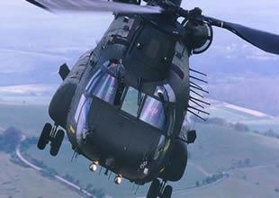 Gece uçuşları için helikopter yapılıyor