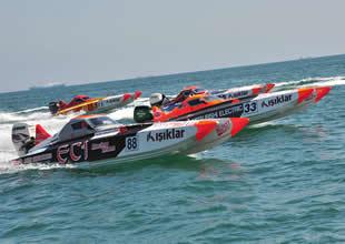 Offshore 225 Şampiyonası tamamlandı