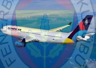 Fenerbahçe, Olimpic Air'dan uçak kiraladı