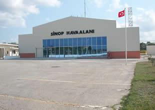 Sinop Havaalanı 1 ocakta kapanıyor
