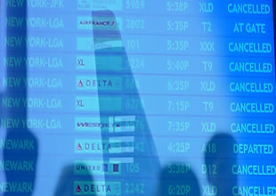 3.000'den fazla uçak seferi iptal edildi