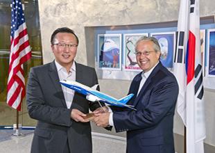 Samsung ve Boeing'den ortak Ar-Ge yatırımı