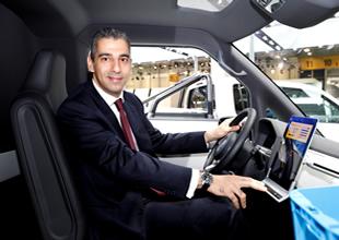 Volkswagen Ticari Araç Autoshow'da