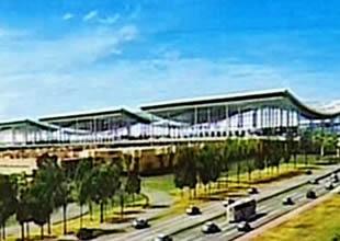 3. Havalimanı projesinin çizimini paylaştı