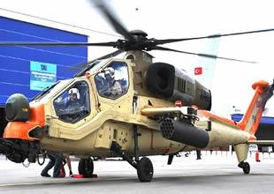 ATAK helikopteri dünya devleriyle yarışacak