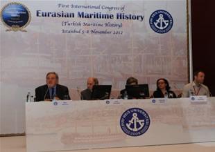 1.Avrasya Türk Denizcilik Tarihi Kongresi
