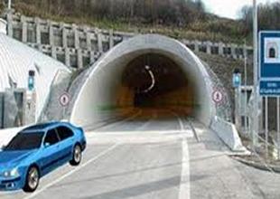 Ilgaz Dağı Tüneli yapım çalışmaları başladı