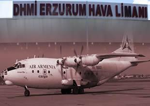 Ermenistan uçağında aramalara başlandı