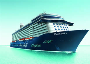 TUI Cruises'dan kruvaziyer gemisi siparişi
