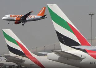 Emirates ve Easyjet'ten ortaklık anlaşması