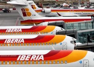 Iberia Airlines 4.500 kişiyi işten çıkarıyor