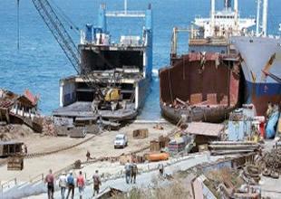Sökülen gemilerden 432 milyon dolarlık çıktı
